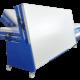 Für Leimarbeiten wie Flächenverleimung, Formverleimung, Ummanteln, Anleimen, Dickenverleimung oder Beschichten und Furnieren Sie mit der CORVUS-S von BARTH - Die Schwenkbare
