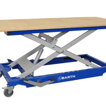 Lifting table 300 XL from BARTH