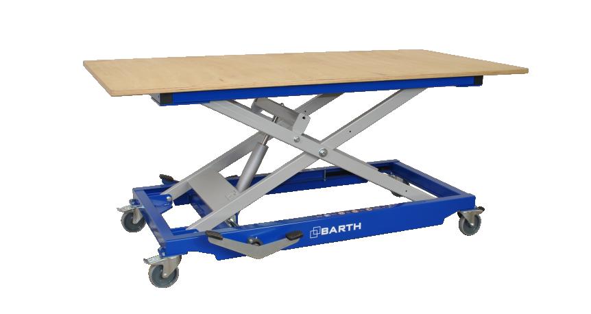 Hubtisch 300 XL von BARTH