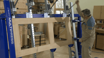 frame gluing
