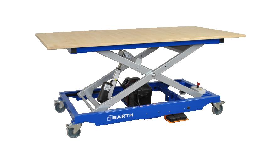 BARTH-H300XL accuDRIVE