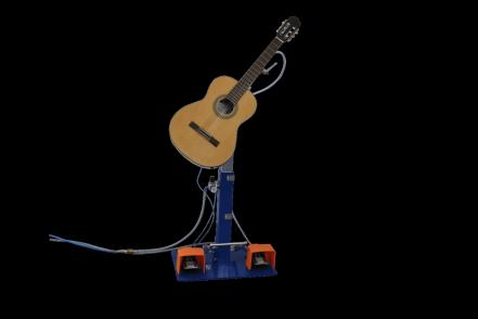 Das VakuuSYST® SWING Variante Gita ist eine einfache, doch praktische Montage- und Bearbeitungsvorrichtung