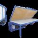 Für Leimarbeiten wie Flächenverleimung, Formverleimung, Ummanteln, Anleimen, Dickenverleimung oder Beschichten und Furnieren Sie mit der CORVUS-W von BARTH - Die Wandvariante